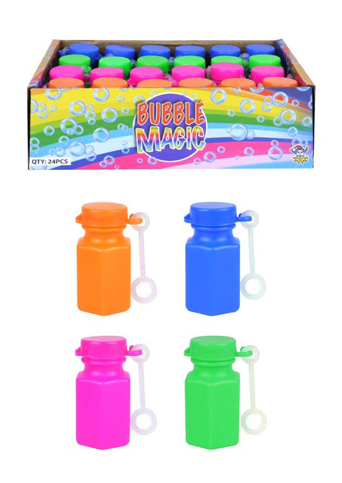 Magic Bubble Tubs with Wands (15ml)