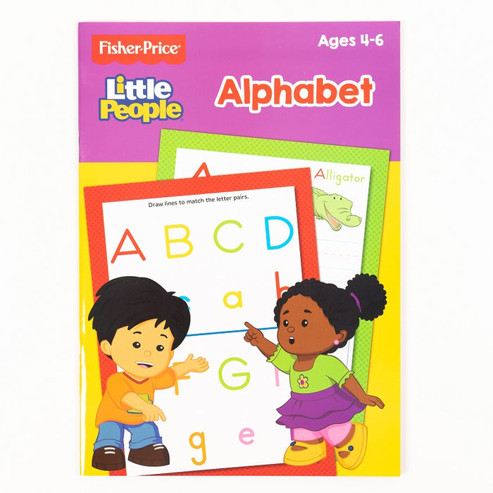 Fisher Price – Little People Alphabet