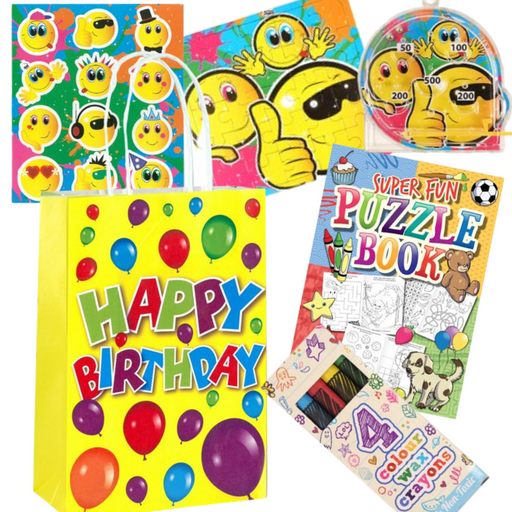 Happy Birthday Pre-Packed Party Bag