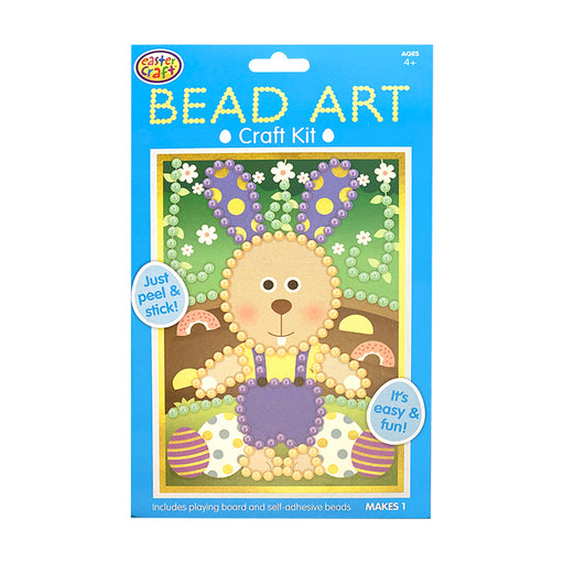 Easter Bunny Bead Art Kit