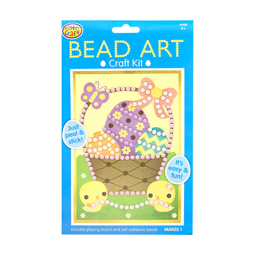 Easter Egg Basket Bead Art Kit