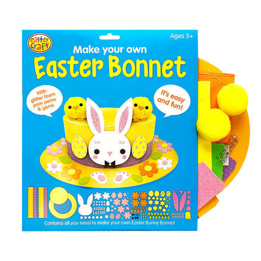 Make Your Own Easter Bonnet Kit
