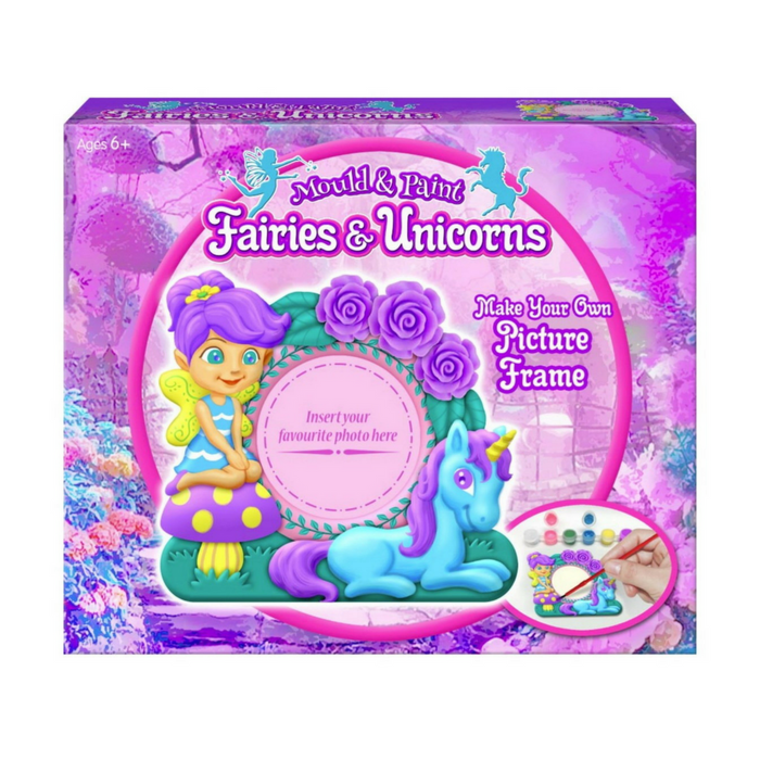 Make Your Own Picture Fairies & Unicorn