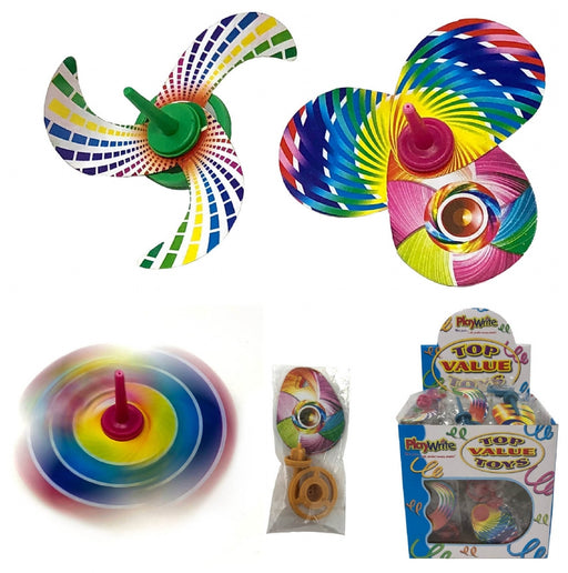 Spinning Top Kit 8cms