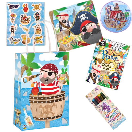 Pirate Pre-packed Party Bag