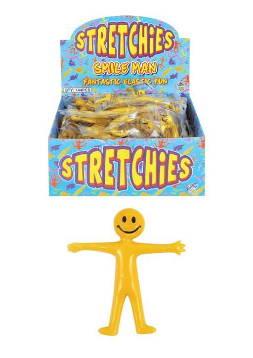 Stretchy Smiley Men