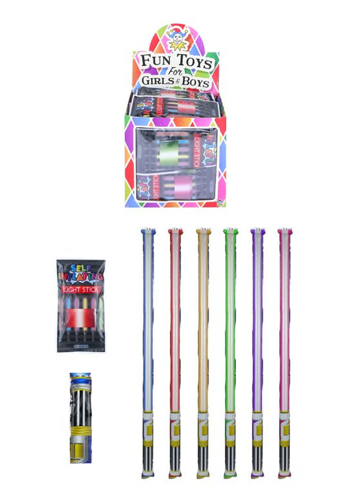 Self Inflating Light Sticks 70.4 x 3cm