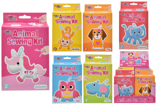 Animal Sewing Kits