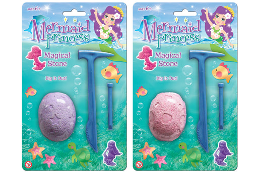Mermaid Magical Stone