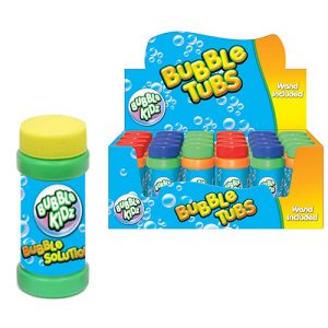 Bubble Tubs With Wand 50ml