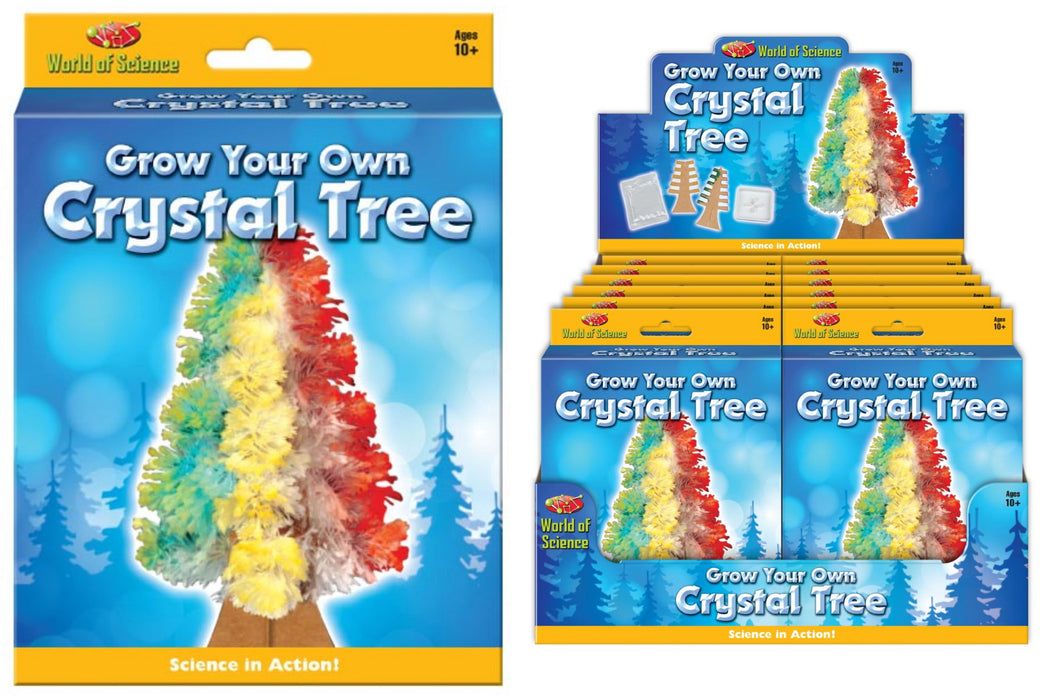 Grow Your Own Crystal Tree