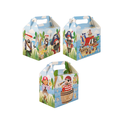Pirate Themed Party lunch Box
