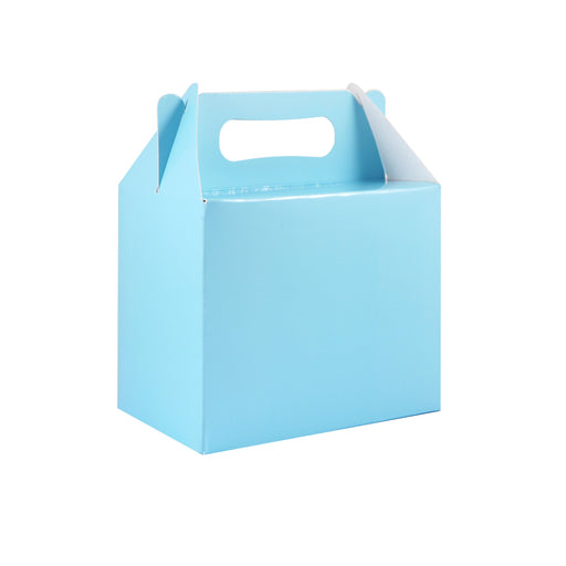 Baby Blue Party Lunch Box