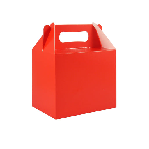 Red Party Lunch Box