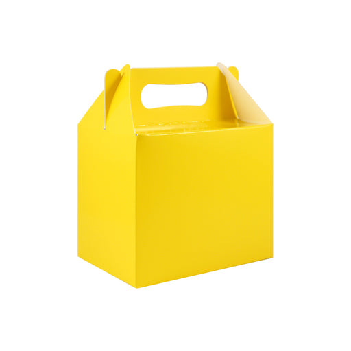 Yellow Party Lunch Box