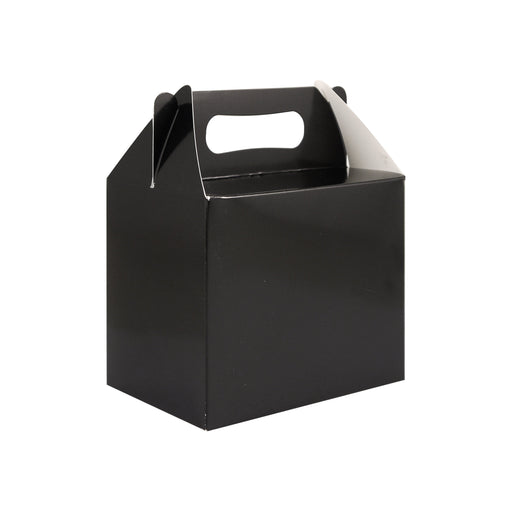 Black Party Lunch Box
