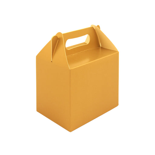 Gold Party Lunch Box