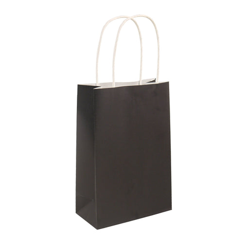 Party Bag Black With Handles