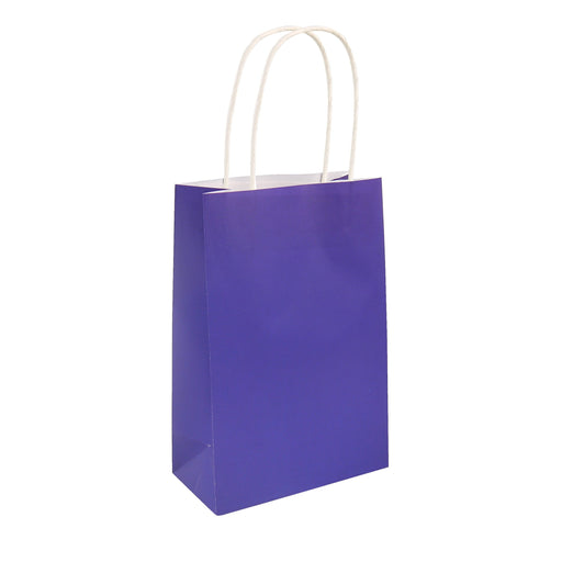 Party Bag Royal Blue With Handles