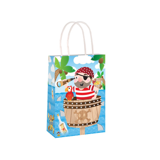 Party Bag Pirate With Handles
