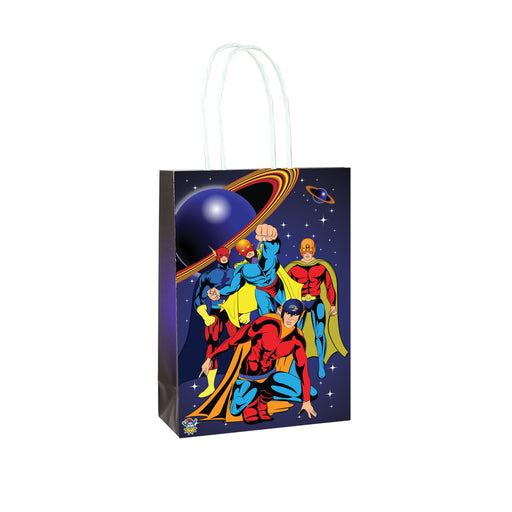 Party Bag Superhero With Handles