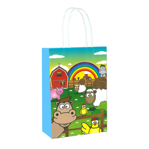 Party Bag Farm With Handles