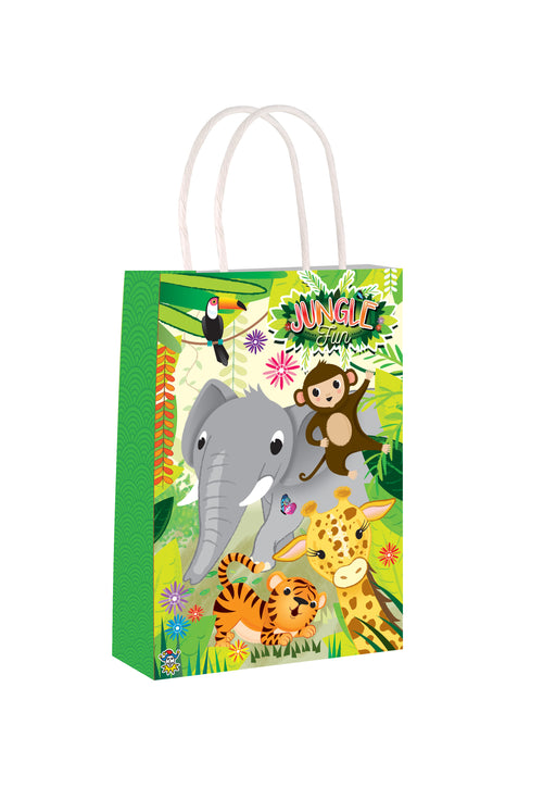 Party Bag Jungle With Handles