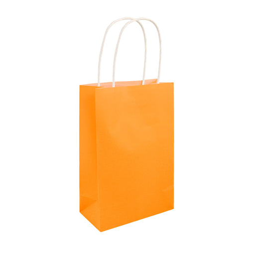 Party Bag Neon Orange With handles
