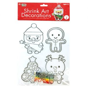 Christmas Shrink Craft Kit