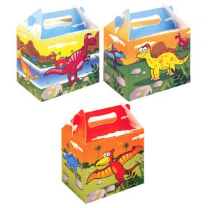 Dinosaur Themed Party Lunch Box