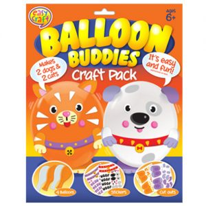 Pets Balloon Buddies Kit