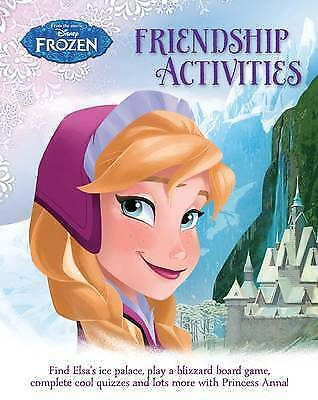 Disney Frozen Friendship Activities