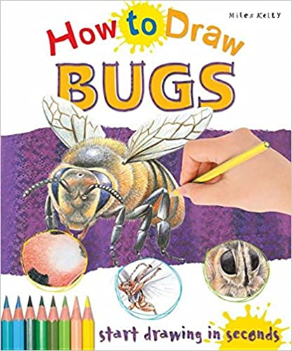 How To Draw Bugs Book