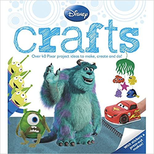 Disney Crafts Book
