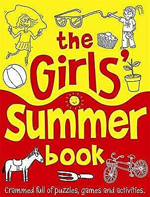 Girls Summer Book