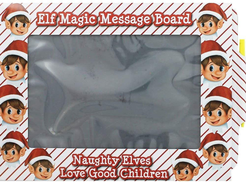 Christmas Elf Message Board