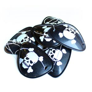 Pirate Eye Patches With Elastic