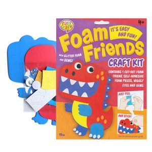 Dinosaur Foam Friends Kit