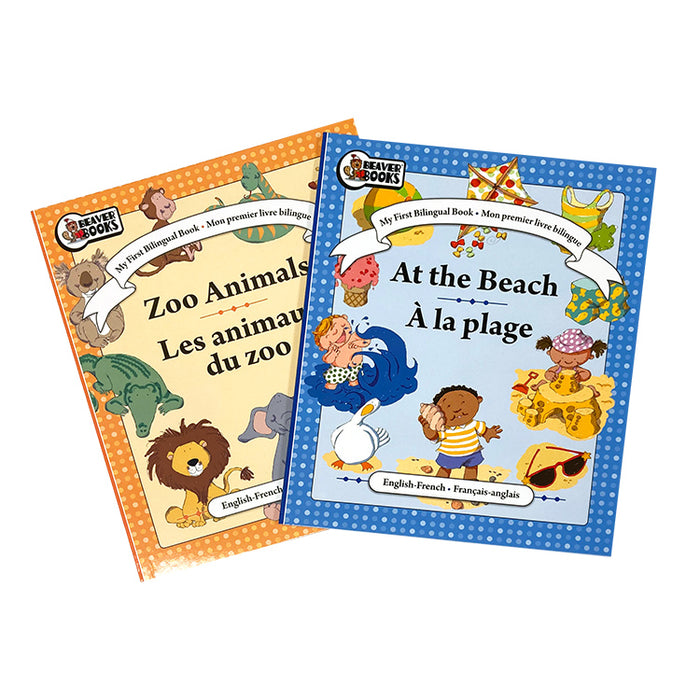 First French Book Mega Book Pack ( 10 Books )