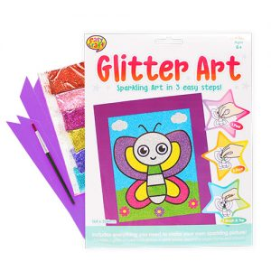Butterfly Glitter Craft Kit