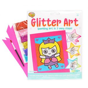 Princess Glitter Art Kit