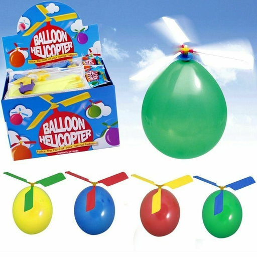 Balloon Helicopters