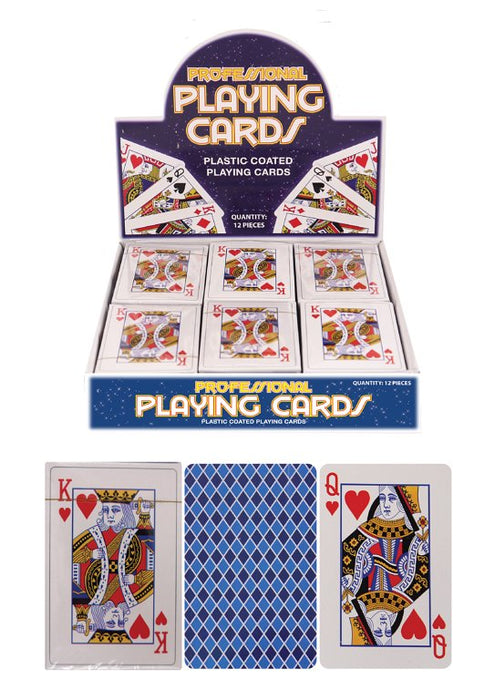 Plastic Coated Durable Playing Cards
