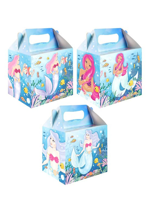 Mermaid Party Lunch Box