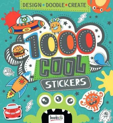Bumper Cool Sticker Activity Book