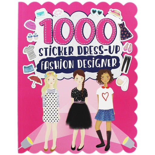 Fashion Designer Mega Activity Book