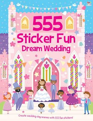 Dream Wedding Sticker Book