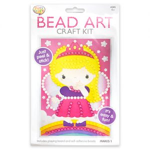 Princess Bead Art Craft Pack