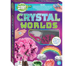 Crystal World Mega Activity Kit