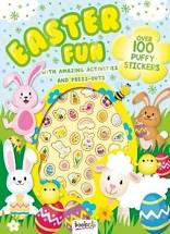 Easter Fun Puffy Stickers Activity Book